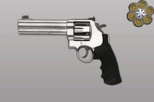 武器:左輪手槍射擊