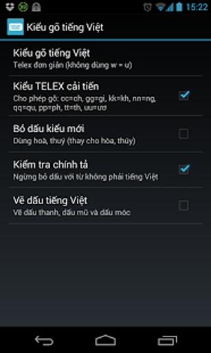 Laban Key: Bộ gõ tiếng Việt截图5