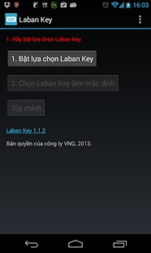 Laban Key: Bộ gõ tiếng Việt截图7
