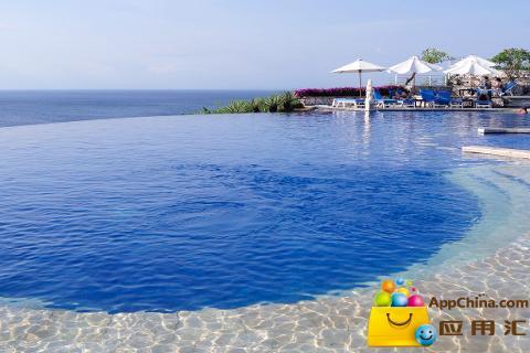 巴厘岛自然风光