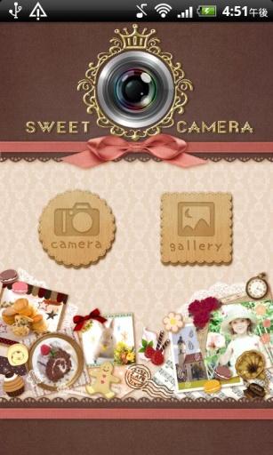 甜心相机☆~大头贴风格的照片装饰~截图7