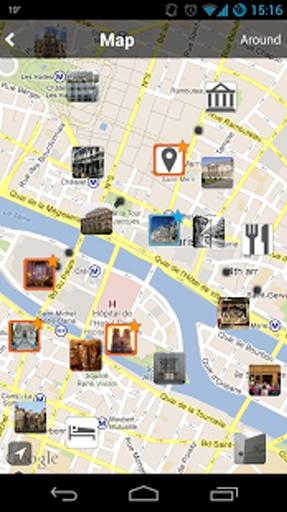 Tripomatic旅行规划——城市指南与地图