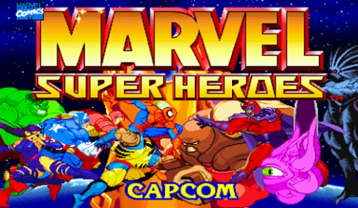 Marvel Super Heroes - msh截图0