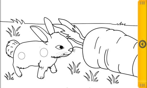 小动物填色游戏