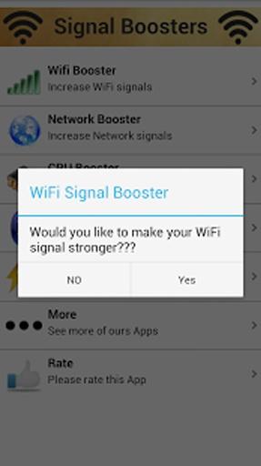 Wifi/3G/4G信号助推器截图2