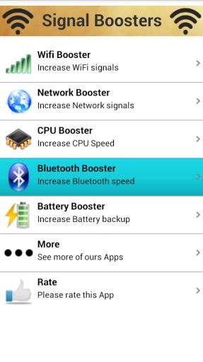Wifi/3G/4G信号助推器截图9