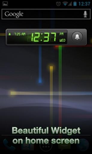 超炫电子闹钟截图2
