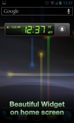 超炫电子闹钟截图5