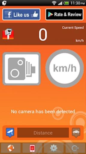 香港測速照相警報