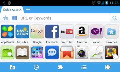 Maxthon Browser for Pioneer截图6