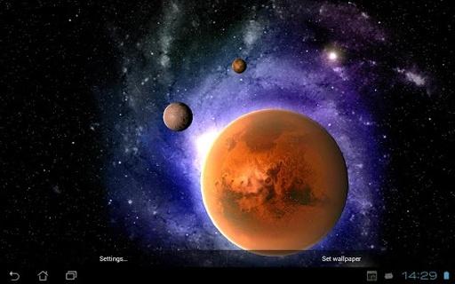 太陽系高清免費版截图3