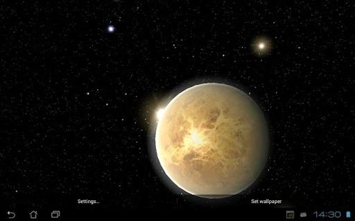 太陽系高清免費版截图4
