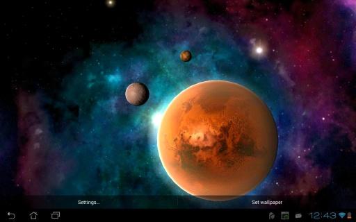 太陽系高清免費版截图6