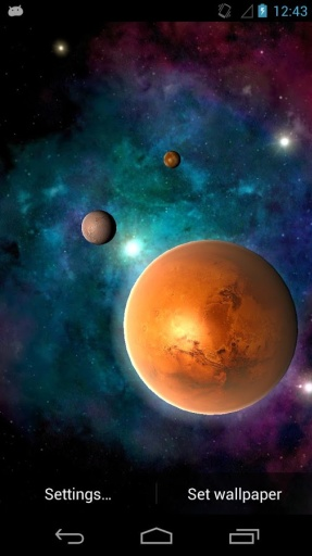 太陽系高清免費版截图7