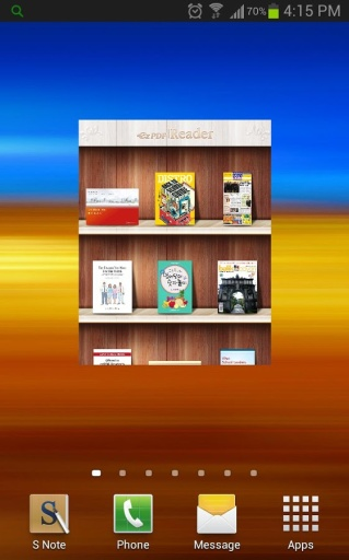 ezPDF Reader Widgets截图5