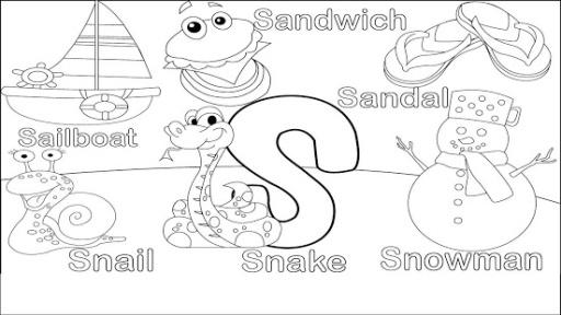 用26個英語字母畫畫