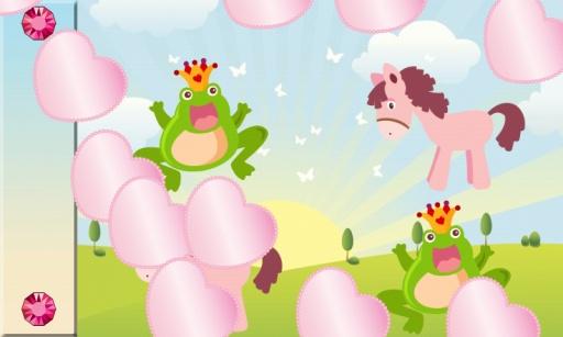 小女孩的公主游戏 !