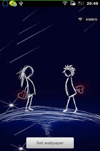 免費下載個人化APP 浪漫情人节动态壁纸 app開箱文 APP開箱王