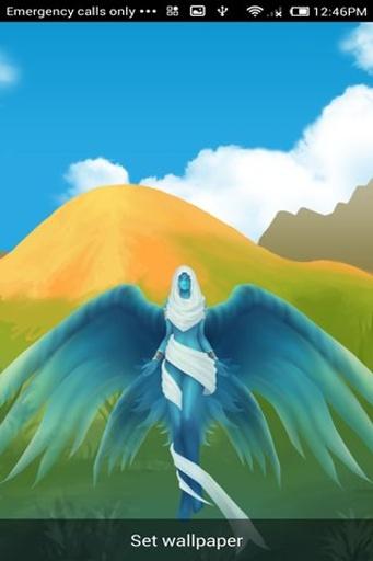 灵魂医者-梦象壁纸