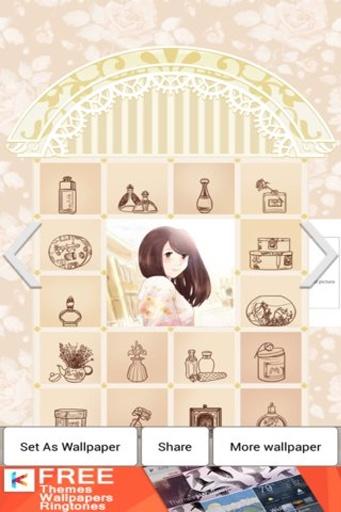DIY相框系列-宅女之家-梦象壁纸