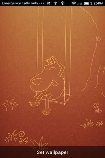 整蛊秋千-梦象壁纸