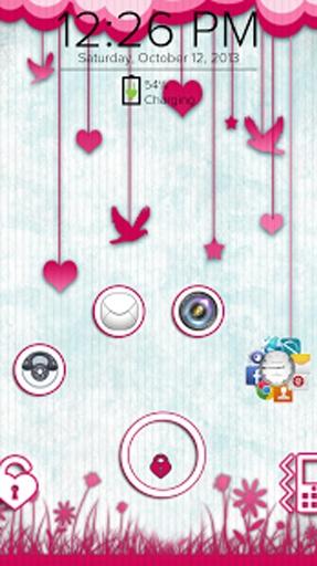 蝶恋 love theme 曲谱
