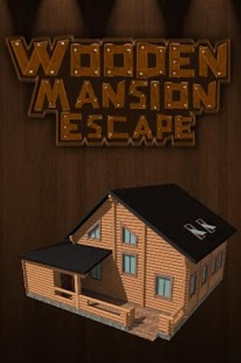 Escape From wooden Mansion截图0