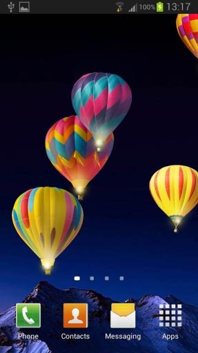 热气球使用步骤