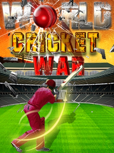 World Cricket War Ind Vs Aus世界板球大戰工業VS澳大利亞截图0