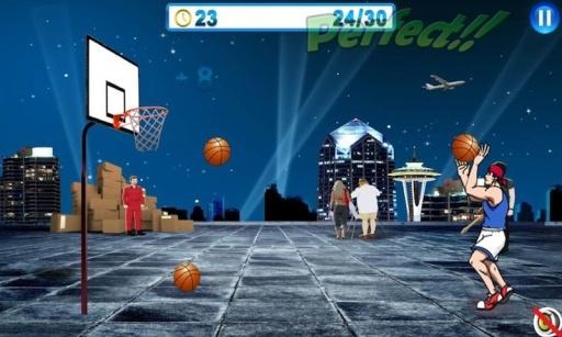 疯狂的篮球|玩體育競技App免費|玩APPs