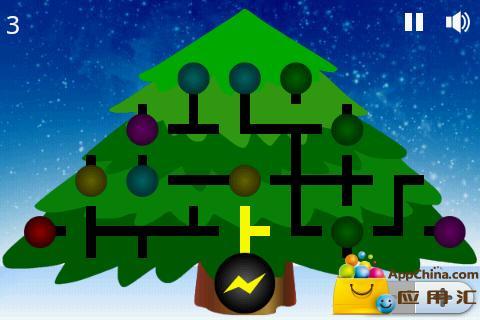 点亮圣诞树 益智 App-癮科技App