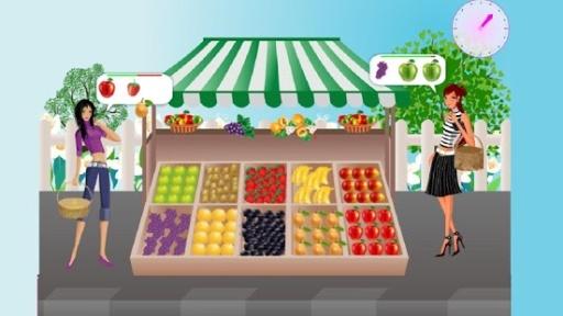 水果店面设计图