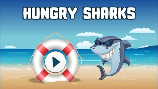 饥饿的鲨鱼截图3