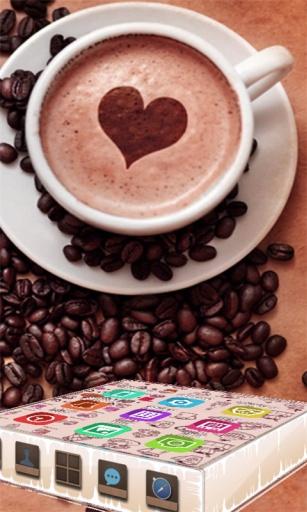 暖心咖啡-宝软3D主题