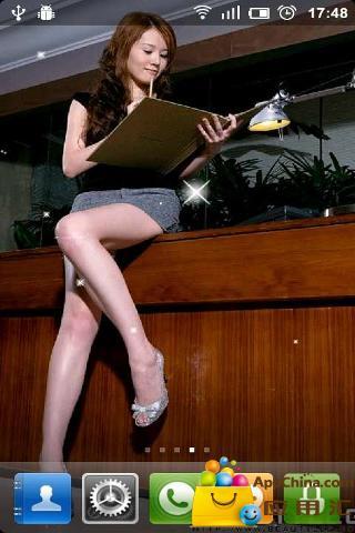 美女腿模Jessie