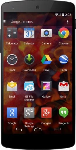 透明屏幕桌面啟動器 - 1mobile台灣第一安卓Android下載站