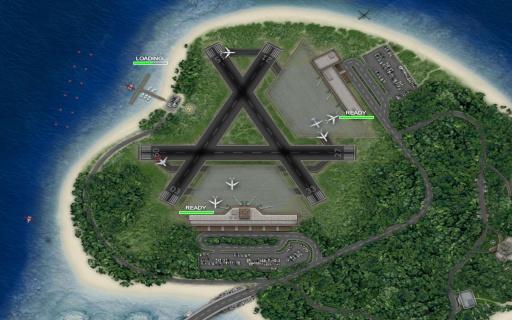 机场指挥中心截图0