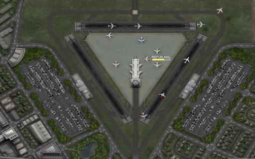 机场指挥中心截图1