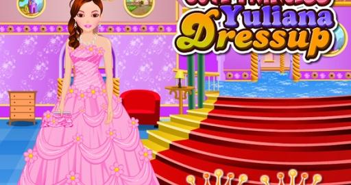 公主装扮Yuliana截图0