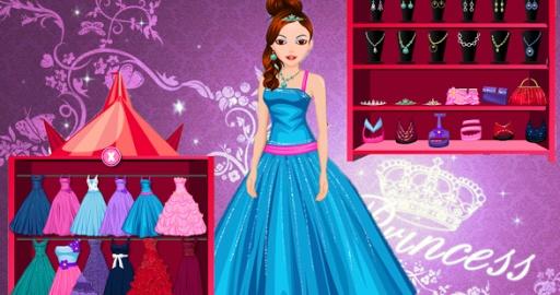 公主装扮Yuliana截图2
