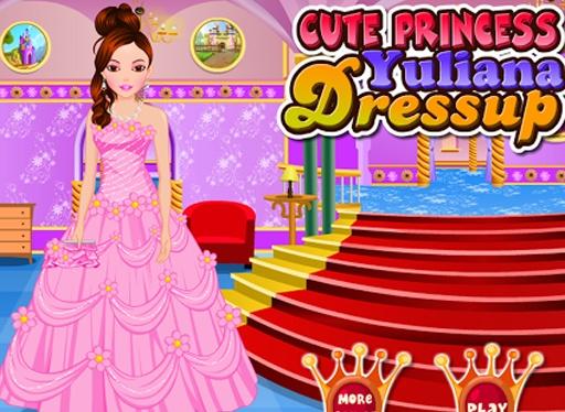 公主装扮Yuliana截图4