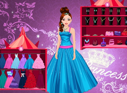 公主装扮Yuliana截图6