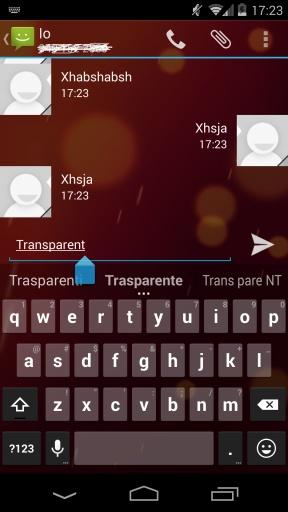 玩免費工具APP|下載Transparent主题 app不用錢|硬是要APP
