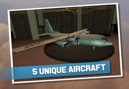 战斗机模拟飞行截图2