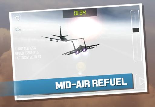 战斗机模拟飞行截图4