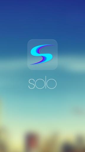 Solo语音浏览器