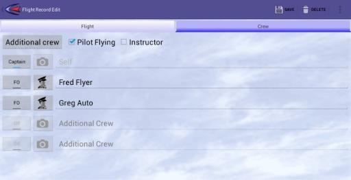 Cirrus Pilot LogBook截图8