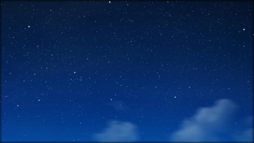 月亮和星星是你的自由