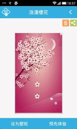 浪漫樱花高清动态壁纸
