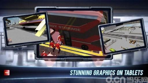 机场巴士模拟3D截图1